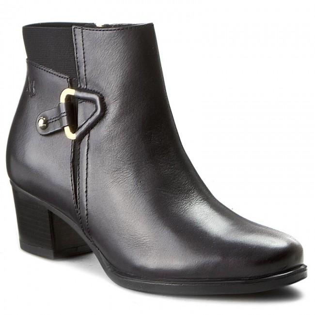 Členková obuv CAPRICE - 9-25348-27 Ocean 803 - Kotníková obuv ... 0b55eba7219