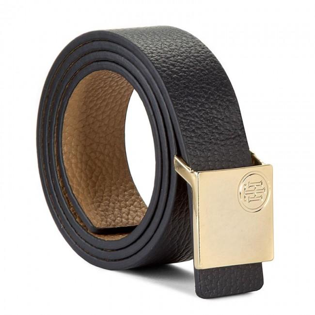 Opasok Dámsky TOMMY HILFIGER - Th Plaque Belt 3.0 Rev AW0AW02897 75 ... 0d7798a0a6d