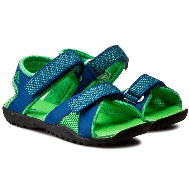 Sandále adidas - Sandplay Od K AF6132 Eqtblu Sesoli Cblack - Sandály -  Šľapky a sandále - Chlapec - Detské - www.eobuv.sk 7b03643e9d7