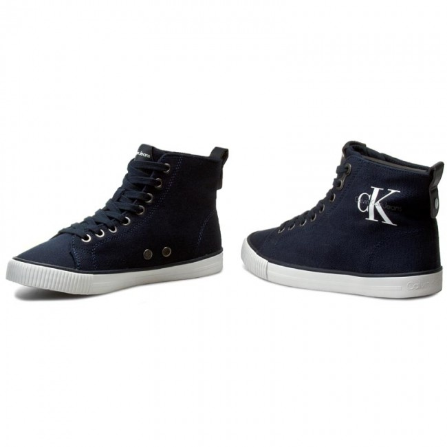 fddc2a6fc5 Sneakersy CALVIN KLEIN JEANS - Dolores R3562 Navy - Sneakersy ...