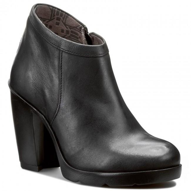 Členková obuv FLY LONDON - Merofly P143799000 Black - Kotníková obuv ... 19f898d012b