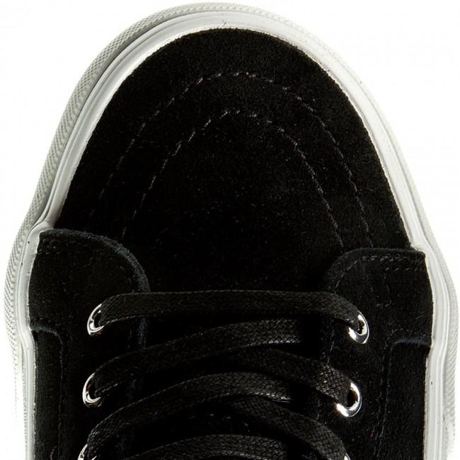 ac087a06a70 Sneakersy VANS - Sk8-Hi Moc VN000315JTZ (Suede) Black Blanc De Bl -  Každodenné - Poltopánky - Dámske - www.eobuv.sk