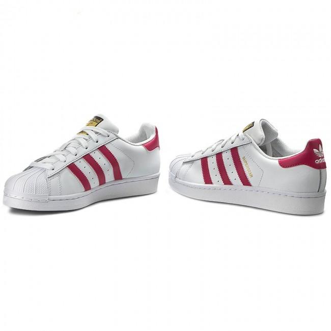 ... 273ee4ad947e Topánky adidas - Superstar Foundation J B23644 Ftwwht  Bopink Ftwwht .. 025327e076