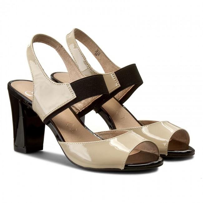 Sandále CAPRICE - 9-28312-26 Sand Pat. Blk - Elegantné sandále - Sandále -  Šľapky a sandále - Dámske - www.eobuv.sk b9d4a75b45d