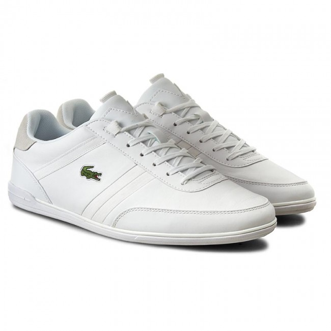 cc1c013052 Sneakersy LACOSTE - Giron 416 1 Spm 7-32SPM0062001 Wht - Sneakersy -  Poltopánky - Pánske - www.eobuv.sk