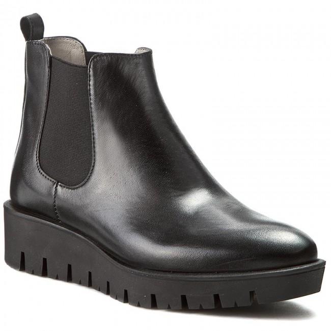 Koníková obuv s elastickým prvkom NESSI - 704 N Czarny 14 ... 82236fad220