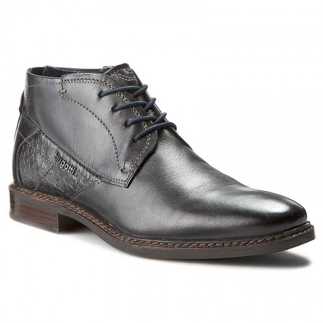 3376390bfcea Outdoorová obuv BUGATTI - Bene U9030-1 Black 100 - Topánky - Čižmy a ...