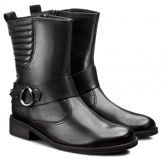 Členková obuv GABOR - 92.794.57 Schwarz - Kotníková obuv - Čižmy a iné -  Dámske - www.eobuv.sk 0d1cb3ca38a