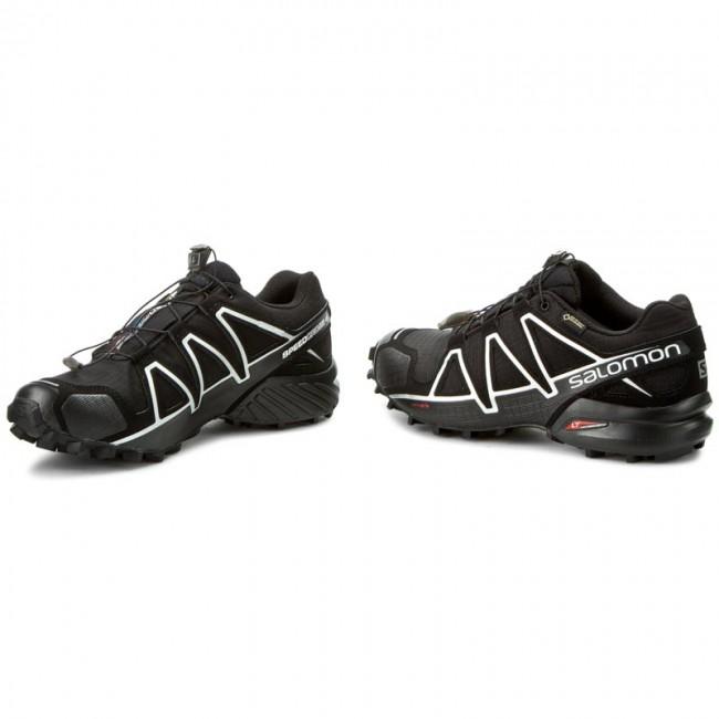 Topánky SALOMON - Speedcross 4 Gtx GORE-TEX 383181 26 G0 Black Black ... 7ef7fe16f74