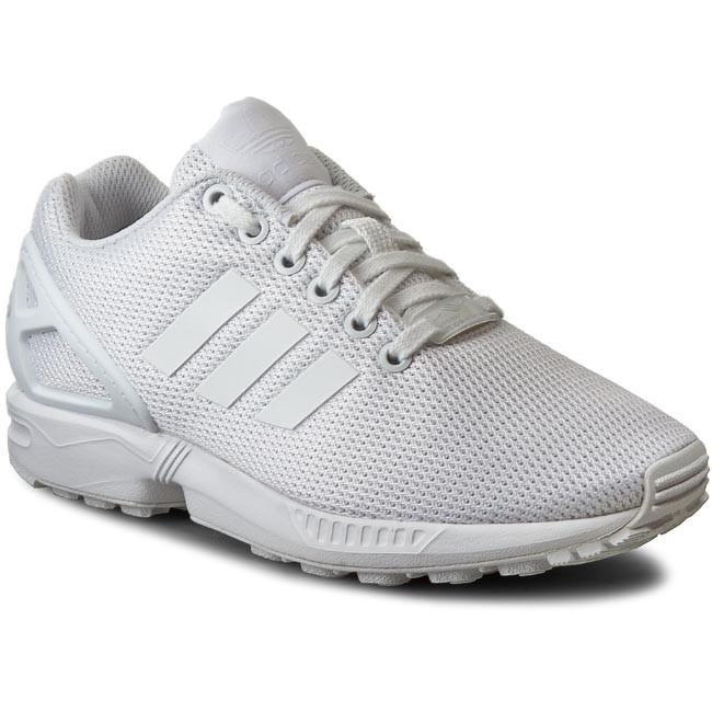 175a80029e11 Topánky adidas - Zx Flux S32277 Ftwwht Ftwwht Clgrey - Sneakersy ...