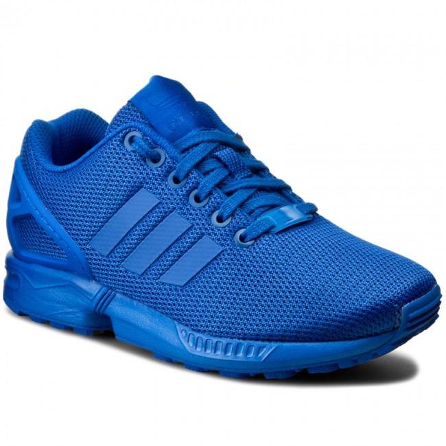 d00bd089fe20 Topánky adidas - Zx Flux S32280 Blue Blue Boblue - Každodenné ...