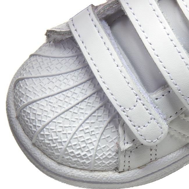 Topánky adidas - Superstar Foundation Cf1 B25725 Ftwwht Ftwwht Ftwwht 78b065471a0