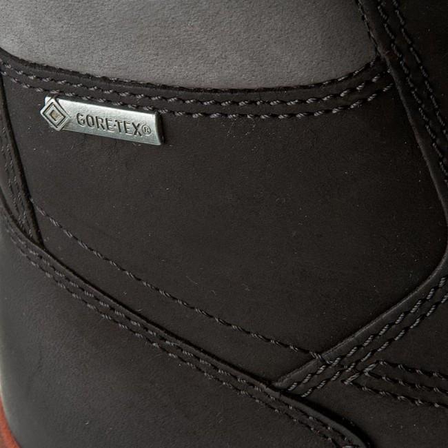 Outdoorová obuv ECCO - Whistler 83361456340 Black Dark Shadow ... bb89cbe7c04