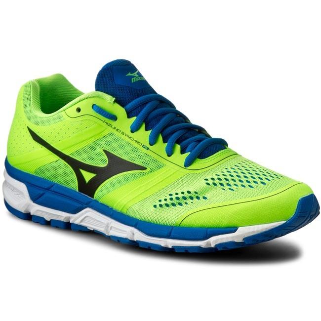 Topánky MIZUNO - Synchro Mx J1GE161920 Zelená - Treningová obuv ... 553f5e7aca8