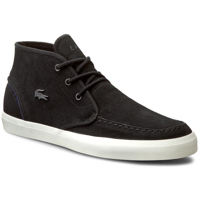 Outdoorová obuv LACOSTE - Sevrin Mid 316 1 7-32CAM0087024 Blk ... 7d7eeb4794f