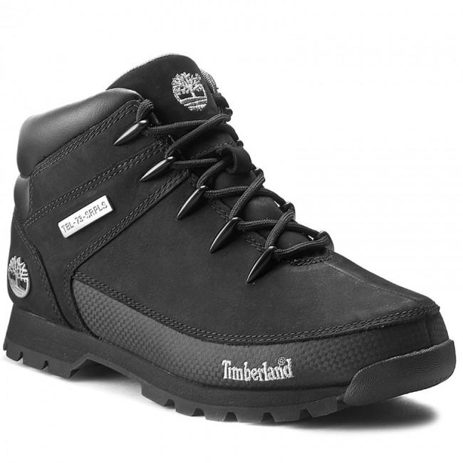 Outdoorová obuv TIMBERLAND - Euro Sprint 6361R TB06361R0011 Black ... a844b8667ec