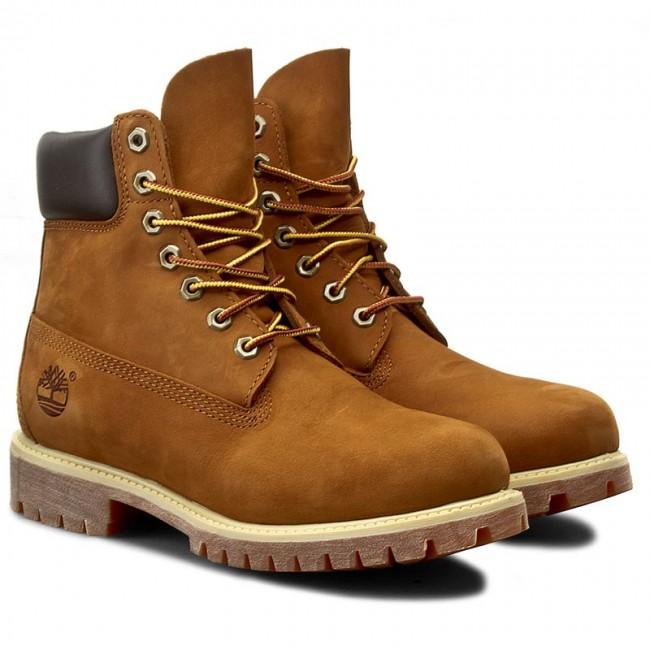 3d592dbce1 Outdoorová obuv TIMBERLAND - Premium 6 Inch 72066 TB0720668271 Orange -  Outdoorové topánky - Čižmy a iné - Pánske - www.eobuv.sk