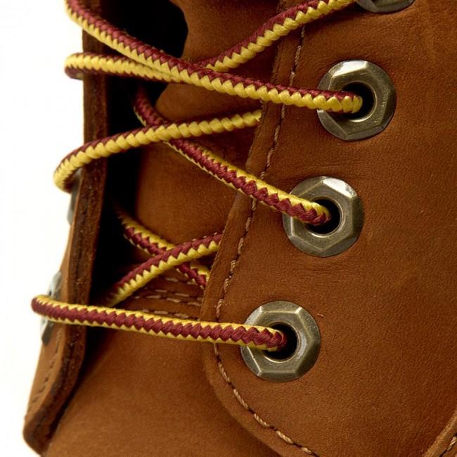3e4a62e23f Outdoorová obuv TIMBERLAND - Premium 6 Inch 72066 TB0720668271 Orange