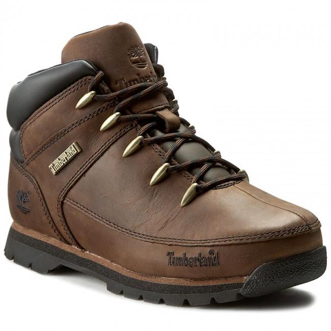 f72dfa4cbd05 Outdoorová obuv TIMBERLAND - Euro Sprint A1316 Dark Brown ...