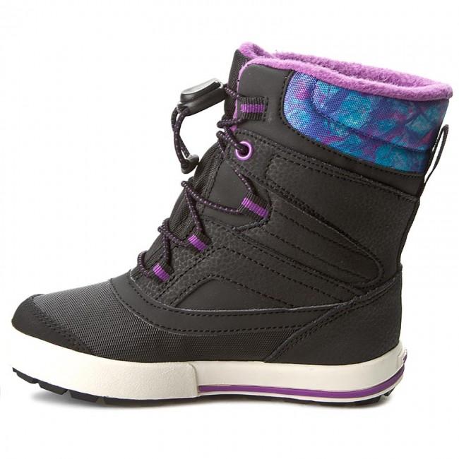 Snehule MERRELL - Snow Bank 2Wtrpf MC56089 Bk Gry - Outdoorová obuv - Čižmy  a iné - Diavča - Detské - www.eobuv.sk babf7125acb