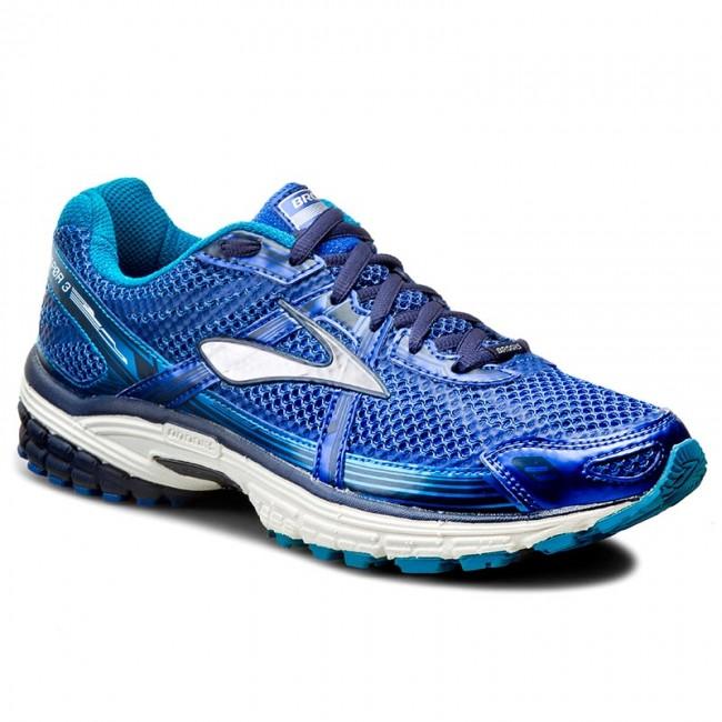 Topánky BROOKS - Vapor 3 110219 1D 408 Electric Brooks Blue Methyl Blue  Peacoat 28d4af0ec53