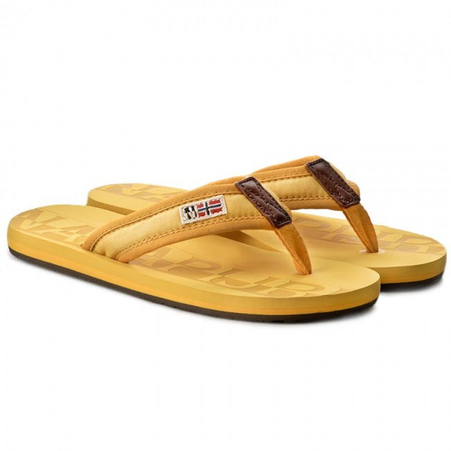 Žabky NAPAPIJRI - Toledo 14898800 Summer Yellow N31 - Žabky - Šľapky a  sandále - Pánske - www.eobuv.sk 15229b8c4e2