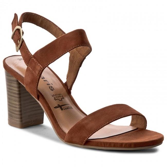6dd43b01e8 Sandále TAMARIS - 1-28321-28 Brandy 339 - Sandále na každodenné ...