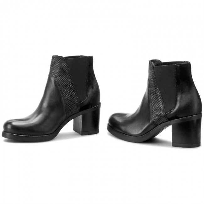 Členková obuv IGI CO - Dcs 1 6861000 Nero Ner - Kotníková obuv ... 78b96162ddd
