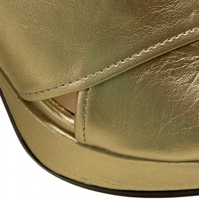 Sandále TOMMY HILFIGER - Jina 7A1 FW0FW01026 Gold 023 - Elegantné ... 1147936336
