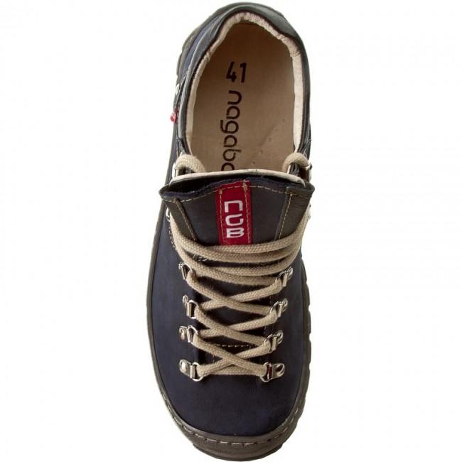 Trekingová obuv NAGABA - 055 Granat Pull-Up - Outdoorové topánky - Čižmy a  iné - Pánske - www.eobuv.sk f3244a773b
