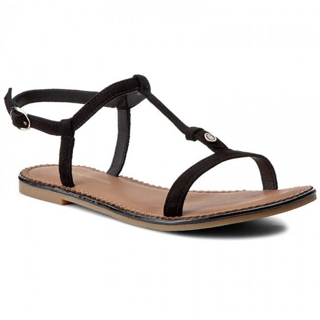9c902e7e8a4 Sandále TOMMY HILFIGER - Jennifer 25B FW0FW00262 Black 990 - Sandále ...