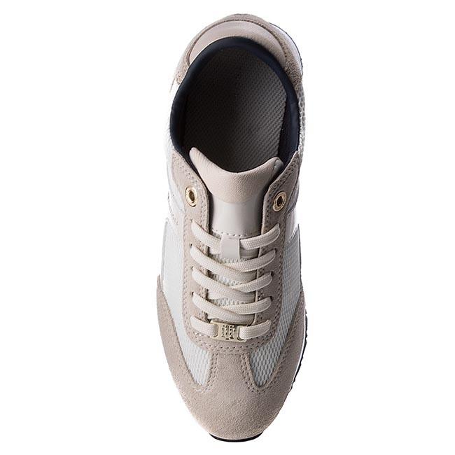 517afd14f89 Sneakersy TOMMY HILFIGER - Angel 1C1 FW0FW00627 Whisper White 016 -  Sneakersy - Poltopánky - Dámske - www.eobuv.sk