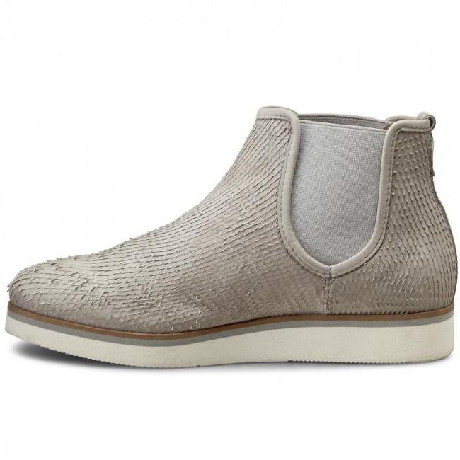 Kotníková obuv s elastickým prvkom MARC O'POLO - 601 13235001 202 Light  Grey 910