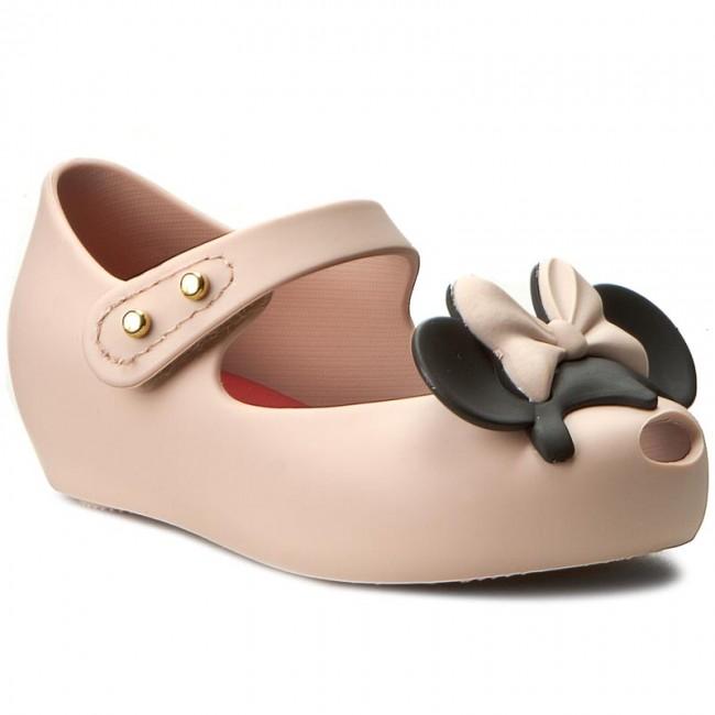 cbd65ecf92 Poltopánky MELISSA - Mini Melissa Ultragirl + Disney 31945 Pink Black 51647