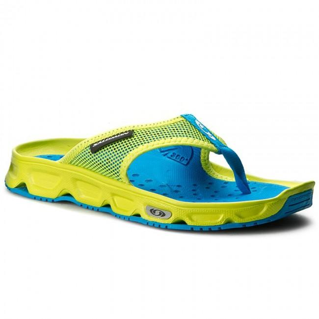 Žabky SALOMON - Rx Break 392494 27 M0 Lime Punch. Imperial Blue Cloisonne b61502eb12