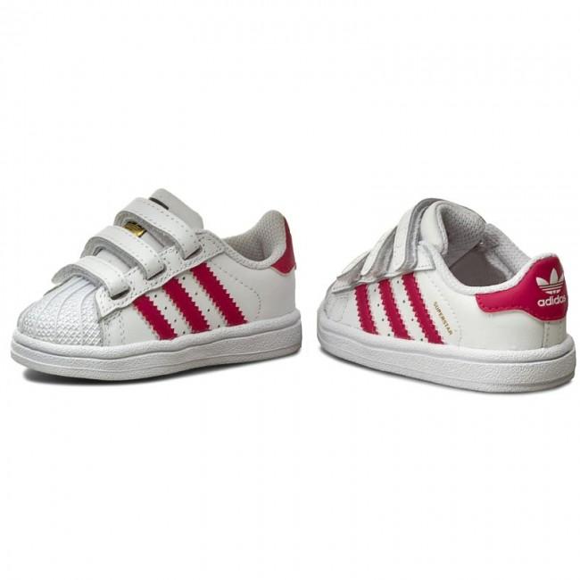 Topánky adidas - Superstar 360 I B23639 Ftwwht Bopink Ftwwht - Na ... 30f95afa3dc