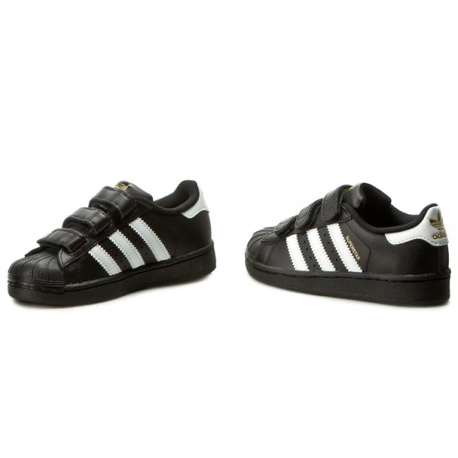 7cae65bb0ecd8 Topánky adidas - Superstar Foundation CF C B26071 Cblack/Ftwwht/Cblack