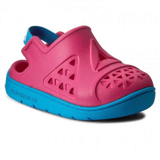 53ba818af3a3 Sandále Reebok - Ventureflex Splash BD3689 Solar Pink Blue Beam Wht ...
