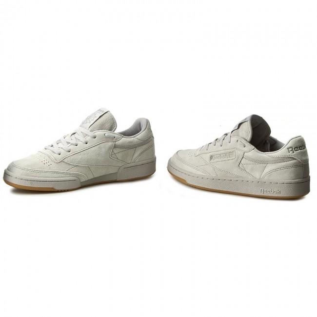 Topánky Reebok - Club C 85 Tg BD1886 Steel Carbon Gum - Sneakersy ... 2d504efcf0e