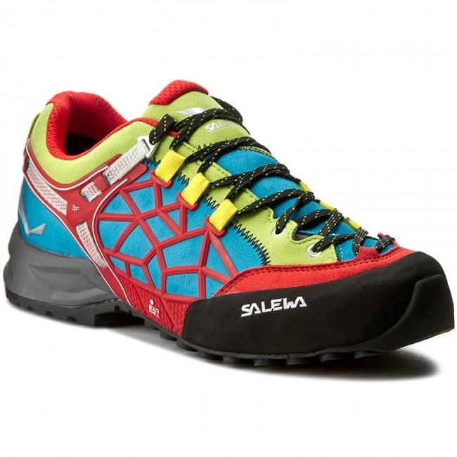 Trekingová obuv SALEWA - Ms Wildfire Pro 63419-1503 Flame Cactus ... 5b8af220da0