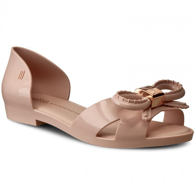 d17dd859834f Sandále MELISSA - Seduction + Vitorino C 31851 Light Pink 01276 ...