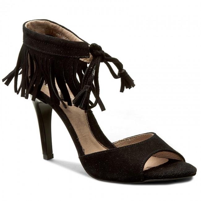 a18ae0bf25 Sandále SIMEN - 339 K.W.Nero - Sandále na každodenné nosenie ...