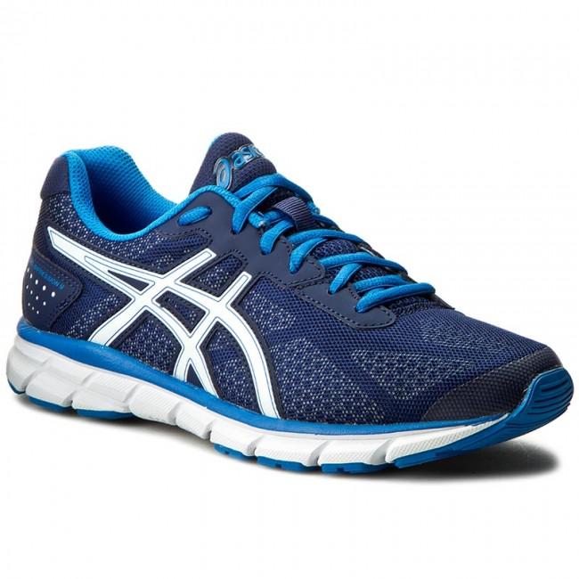 Topánky ASICS - Gel-Impression 9 T6F1N Indigo Blue White Electric Blue 4901 69e6e4a639b