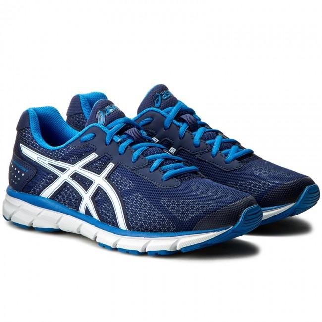 Topánky ASICS - Gel-Impression 9 T6F1N Indigo Blue White Electric Blue 4901  - Treningová obuv - Bežecká obuv - Športové - Pánske - www.eobuv.sk 8fd7e824bd8