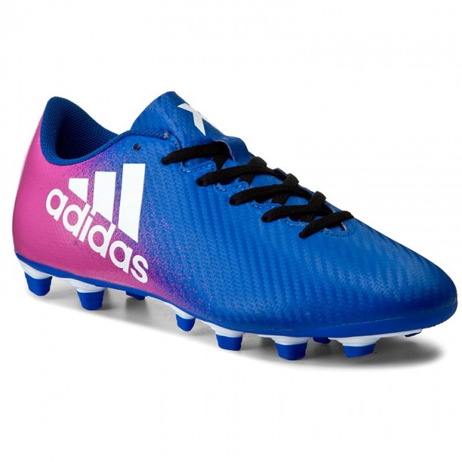 Topánky adidas - X 16.4 FxG BB1037 Blue Ftwwht Shopin - Futbalová ... f6c2bc985c6