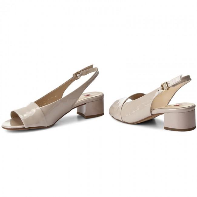66d695ad8654 Sandále HÖGL - 3-102105 Cotton 0800 - Elegantné sandále - Sandále ...