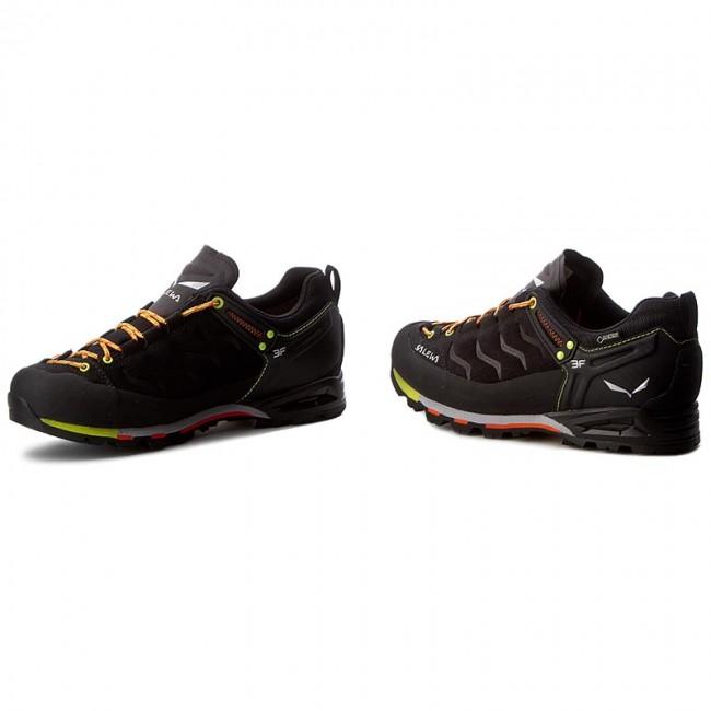 Trekingová obuv SALEWA - Ms Mtn Trainer Gtx GORE-TEX 63412-0974 Black  0047f76a948
