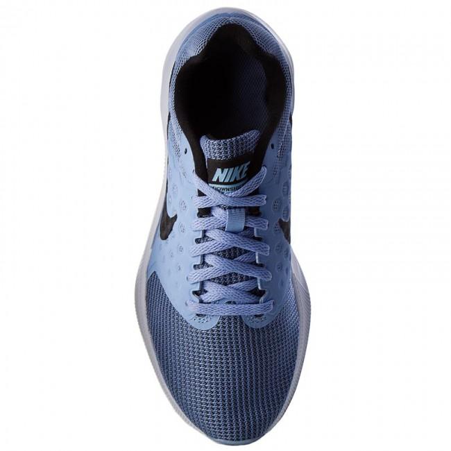 fba8220e32301a Topánky NIKE - Downshifter 7 852466 400 Aluminium Black White - Treningová  obuv - Bežecká obuv - Športové - Dámske - www.eobuv.sk