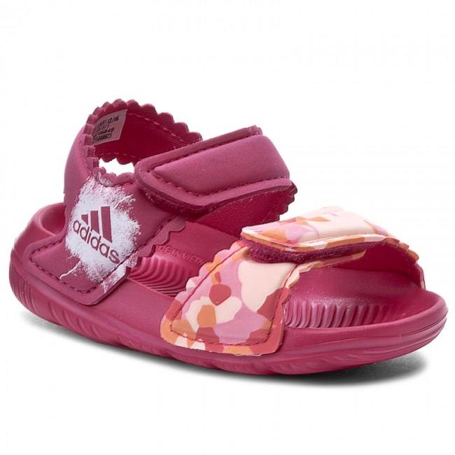 1b3054e0c7cf Sandále adidas - Alta Swim G I BA7871 Bopink Hazcor Easpnk - Sandále ...