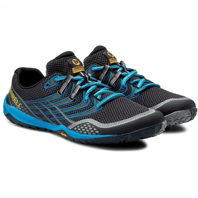 Topánky MERRELL - Trail Glove 3 J32455 Navy Racer Blue - Trekingová obuv -  Bežecká obuv - Športové - Dámske - www.eobuv.sk 9c7b10df50